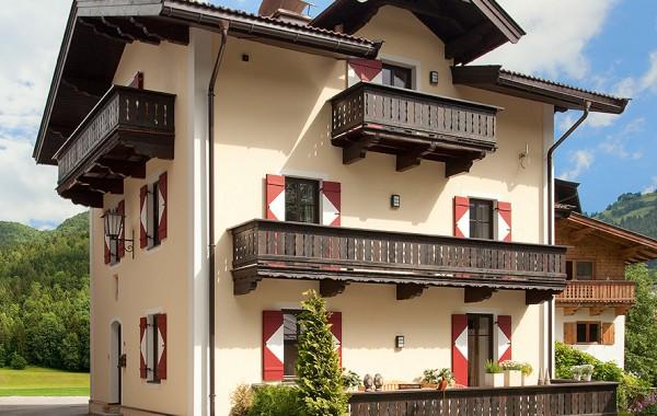 Villa H., Kitzbühel, 2007