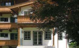 Wohnbau Bacherwiese, Kitzbühel, 2009