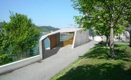Wettbewerb Feuerwehrbootshaus, Kufstein, 2011