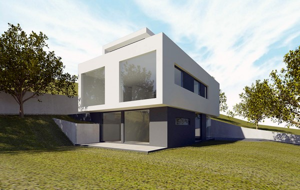 Wohnhaus Achleitner, Breitenbach a. I., 2010