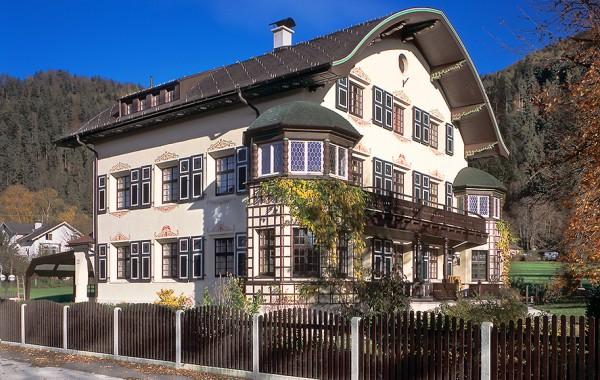 Villa W., Kufstein, 2000