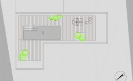 Wohnhaus Della Torre, Dachgeschoss
