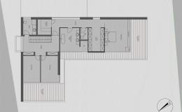 Wohnhaus Della Torre, Obergeschoss
