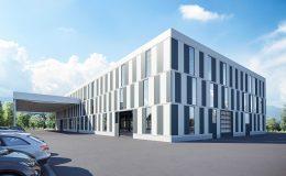 Kneissl & Senn Technologie GmbH Produktions- und Lagergebäude 2021